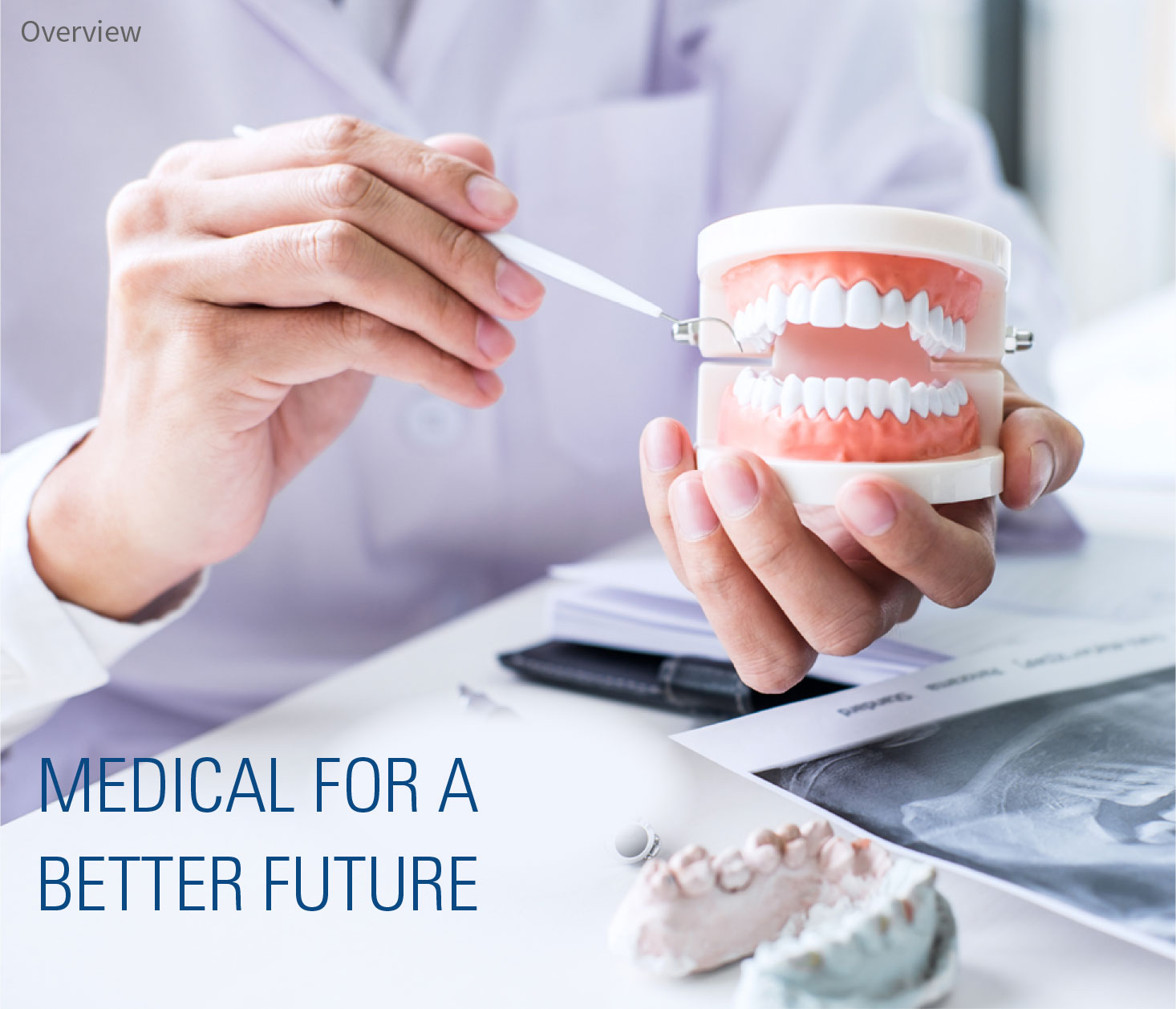 medical for a better future